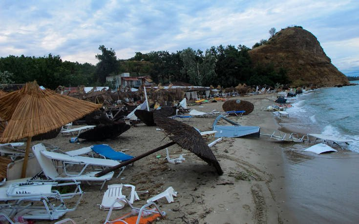Ακραία καιρικά φαινόμενα στην Ελλάδα: Ο «φονικός» καύσωνας του 87′ και το μπουρίνι του 35′ με 50 νεκρούς