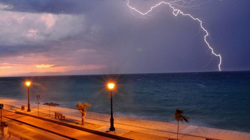 Σημαντική μεταβολή του καιρού. Βροχές, πτώση της θερμοκρασίας. Πρόγνωση καιρού Ελλάδος Πέμπτη-Παρασκευή 19-20/9/19.
