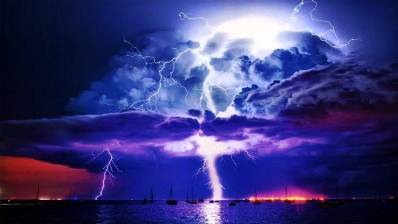Πρόγνωση καιρού Ελλάδος(ανανεωμένη+χάρτης) για Παρασκευή 4/10/19.Ισχυρές βροχές και καταιγίδες σε μεγάλο μέρος της χώρας