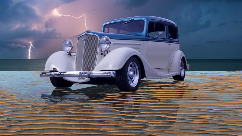 Το αυτοκίνητό σου μπορεί να σε προστατεύσει από τους κεραυνούς!