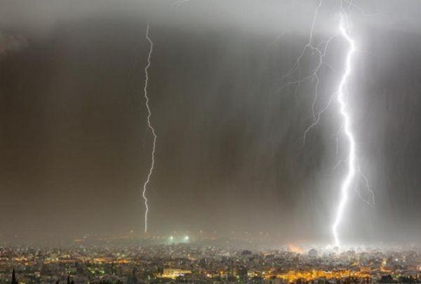 Ραγδαία μεταβολή του καιρού από το βράδυ της Τρίτης(12/11/19).Ισχυρές βροχές και καταιγίδες. Πρόγνωση καιρού Ελλάδος για Τετάρτη 13/11/19.