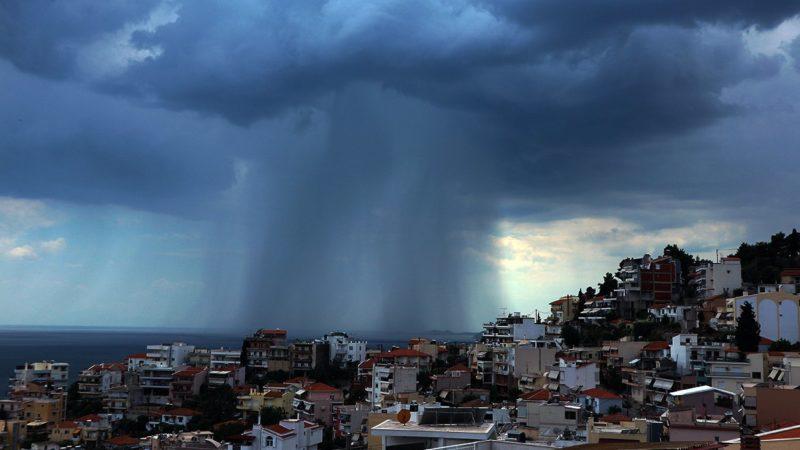 Πρόσκαιρη βελτίωση του καιρού το Σάββατο, νέα επιδείνωση την Κυριακή. Πρόγνωση καιρού Ελλάδος Σάββατο-Κυριακή 9-10/11/19.