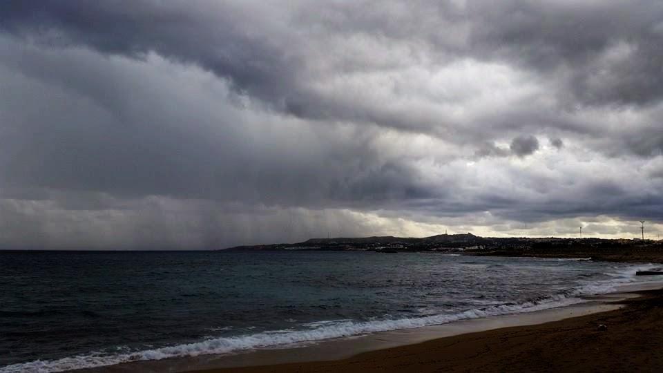 Επιστρέφουν οι βροχές την νέα εβδομάδα. Πρόγνωση καιρού Δευτέρα 25/5/20.