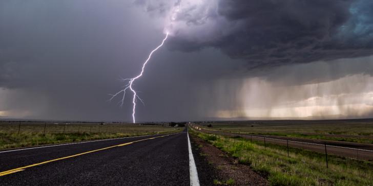 Ραγδαία μεταβολή του καιρού.Βροχές-ισχυρές καταιγίδες. Πρόγνωση καιρού Πέμπτη 21/5/20.