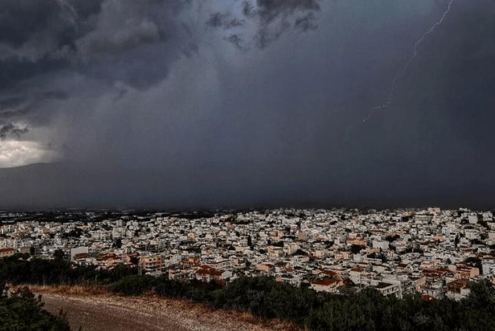 Σημαντική μεταβολή του καιρού. Βροχές και κατά τόπους ισχυρές καταιγίδες!Πρόγνωση καιρού Σάββατο 4/7/20.