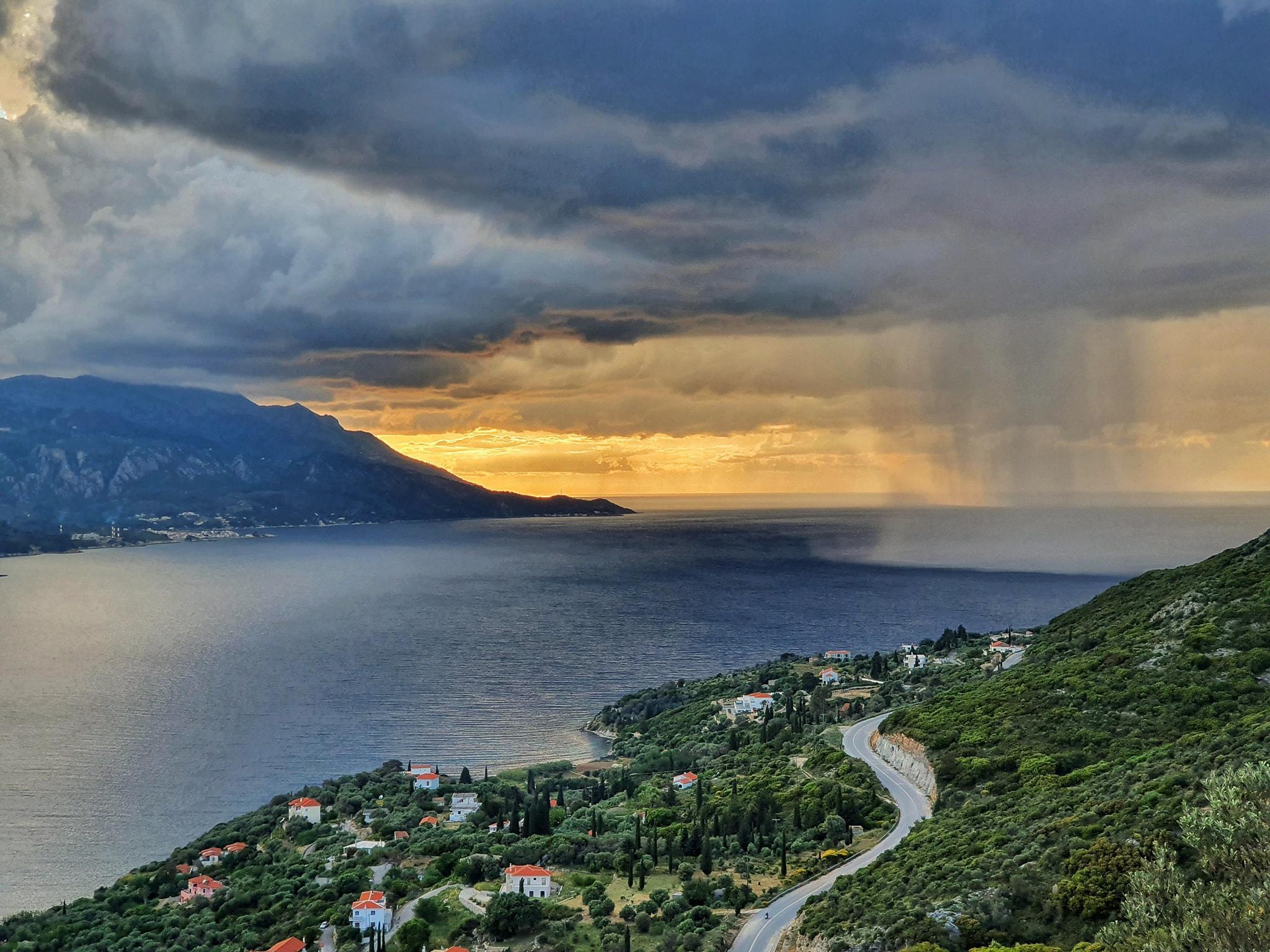 Βροχές την Κυριακή 27/12/20 σε αρκετές περιοχές.