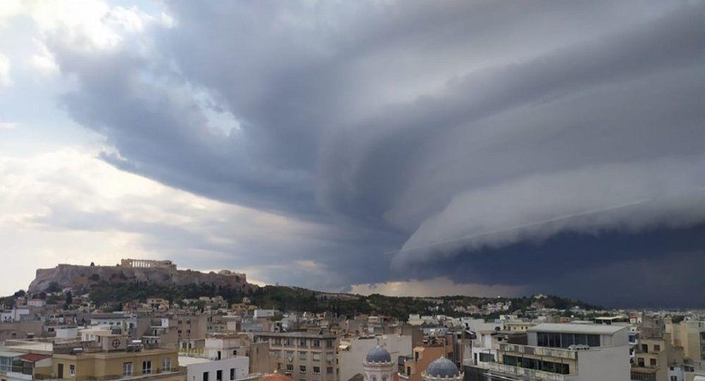 Ραγδαία μεταβολή του καιρού από τα Νοτιοδυτικά. Πρόγνωση καιρού Ελλάδος(+χάρτες). Πρόγνωση καιρού Πέμπτη 17/9/20.