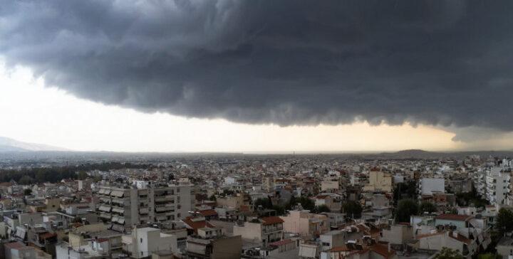 Παραμένει η κακοκαιρία και το Σάββατο σε αρκετές περιοχές. Πρόγνωση καιρού Σάββατο 19/9/20.