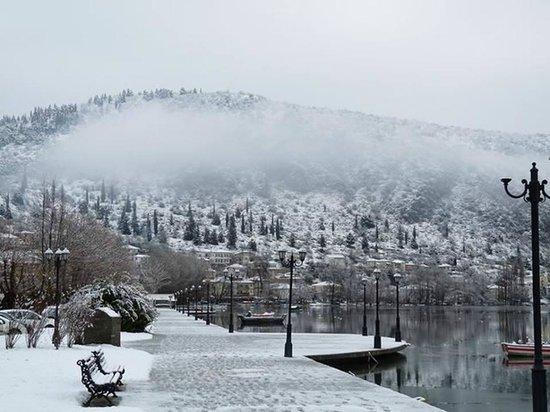 Ισχυρές κατά τόπους χιονοπτώσεις – βροχές σε μεγάλο μέρος της χώρας. Πρόγνωση καιρού Σάββατο 16/1/21.