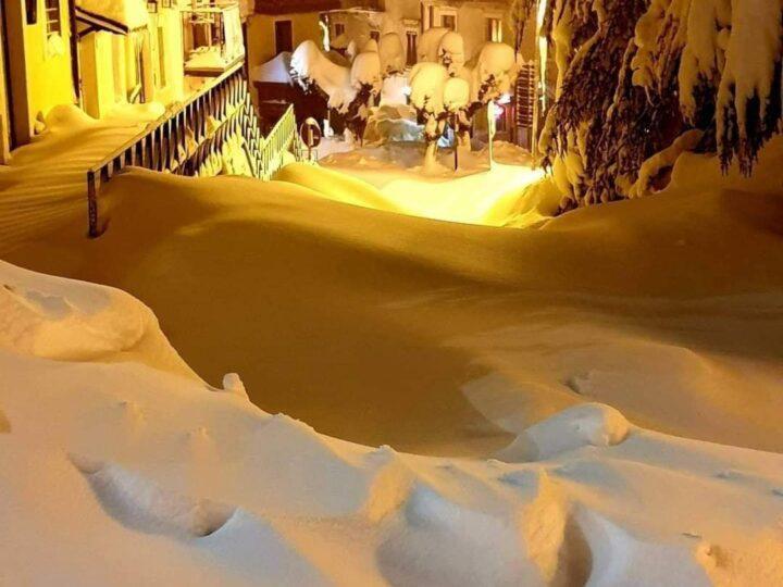 Εικόνες από παραμύθι σε χωριό της Ιταλίας.