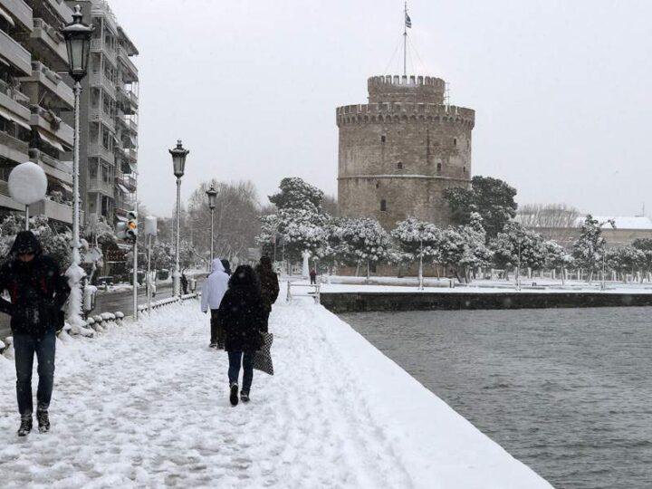 Σταδιακή επιδείνωση του καιρού από την Τρίτη 26/1/21. Αρκετές χιονοπτώσεις την Τετάρτη 27/1/21.