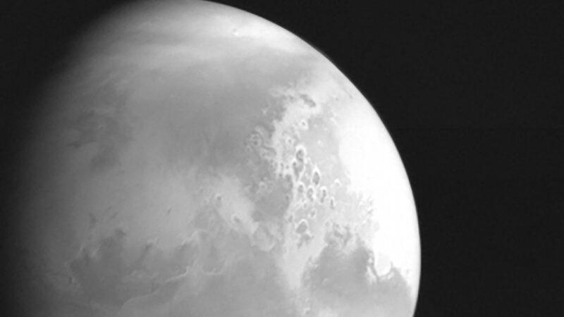 Το κινεζικό διαστημόπλοιο Tianwen-1 πλησιάζει τον πλανήτη Άρη – Η πρώτη φωτογραφία