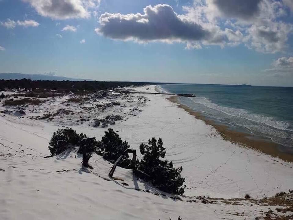 Που θα σημειωθούν χιονοπτώσεις (αρχικά) το ερχόμενο Σαββατοκύριακο 13-14/2/21.