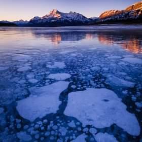 Τεχνητή Λίμνη Abraham στον Καναδά
