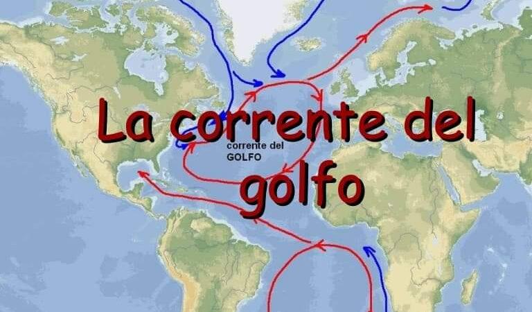 Το Golf Stream, έχει αποδυναμωθεί.