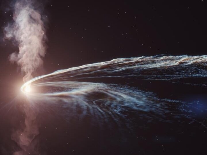 Επιστήμονες ανακάλυψαν στη Γη ένα σωματίδιο- φάντασμα. Ταξίδεψε απόσταση 700 εκατομμυρίων ετών